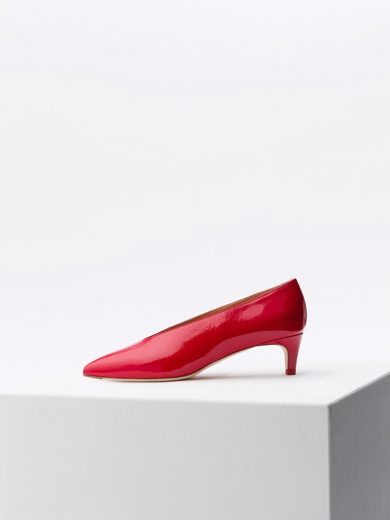 Aeyde Camilla Red Crackle Patent Camilla Aeyde Red Crackle orxedCBWQ