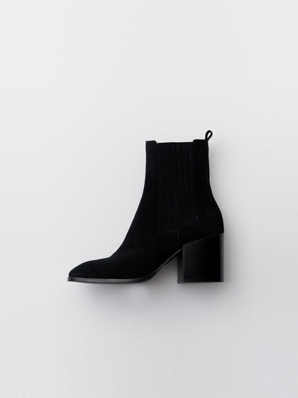 Aeyde LOU - Classic ankle boots - black LNRmuuq