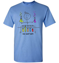 Load image into Gallery viewer, Science Stick Figure Shirt