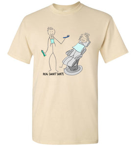 Dentist Stick Figure Shirt