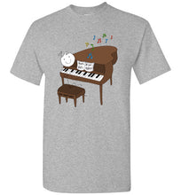 Load image into Gallery viewer, Piano Stick Figure Shirt