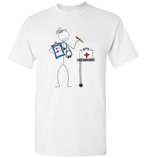 Doctor Stick Figure Shirt