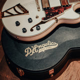 D'Angelico Hard Shell Case For Electric Hollowbody Guitars