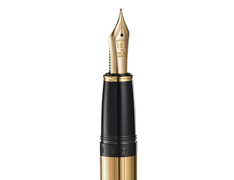 Peerless Fonderie 47 Limited-Edition Fountain Pen