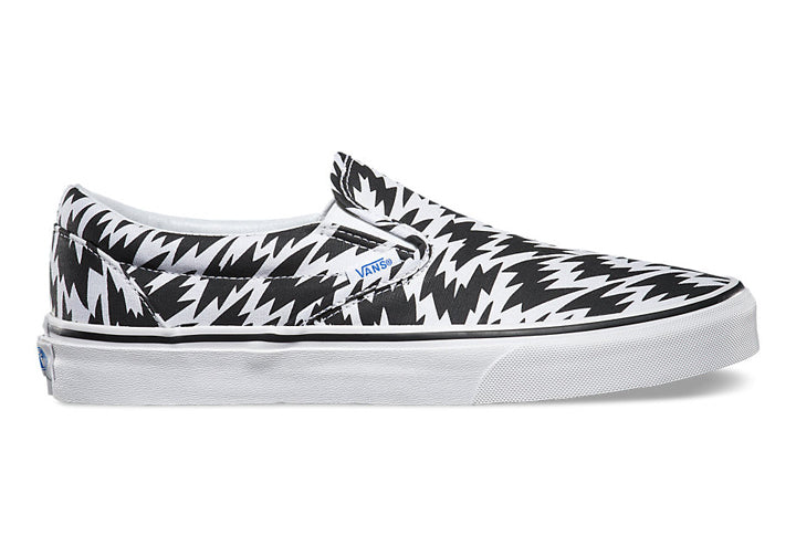 New at Service, we have stocked two styles of Vans x Eley Kishimoto  collaboration. Above, the Classic Slip-On in Flash Black & White and below,  ...