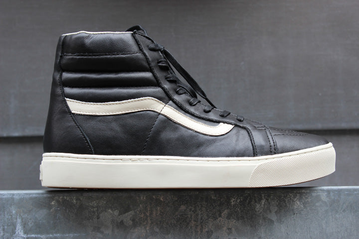 7067c1d535 NEW VANS SK8-HI   THE ICONIC OLD SKOOL August 19 2015. New from the Vans  California ...