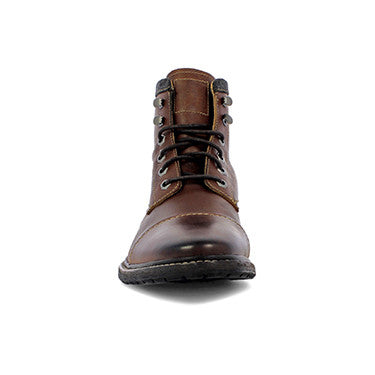 Indie Cap Boot Chestnut