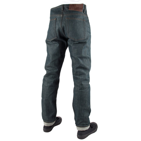 Weird Guy Rusted Blue Selvedge