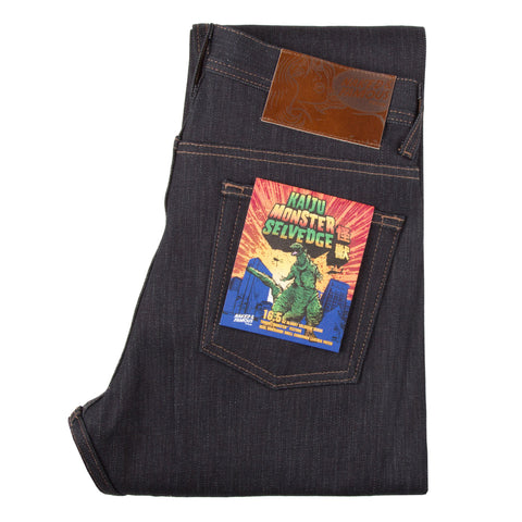 Weird Guy Monster Selvedge