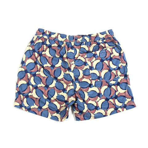 "Beach Ball Print 15"" Swim Shorts Blue Multi"