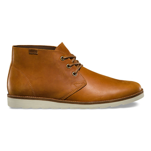Desert Chukka Leather Honey Brown