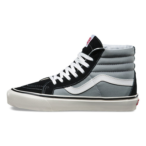 Anaheim Factory Sk8-Hi 38 Black Light Grey