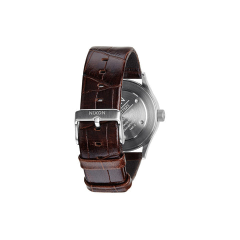 Sentry 38 Gator Leather Brown