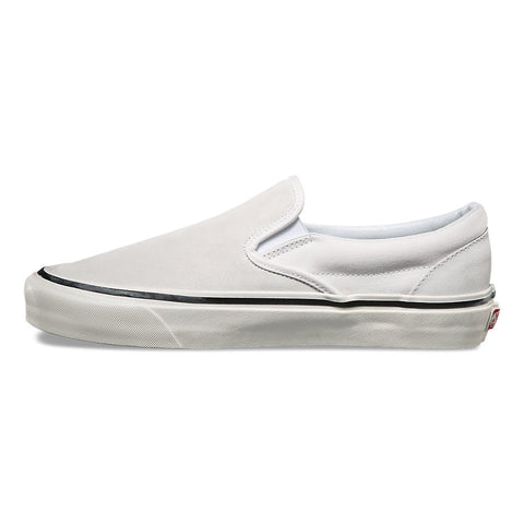 Anaheim Factory Slip-On 98 DX White