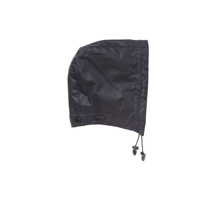 Classic Oil Cloth Latch Hood Navy