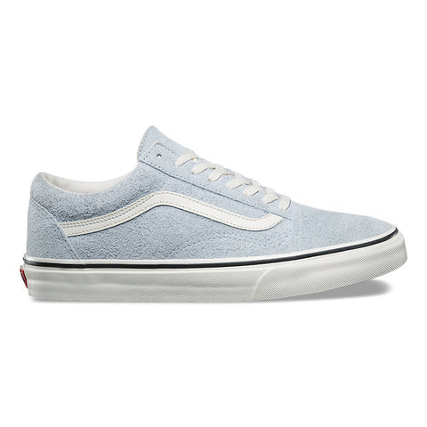 Fuzzy Suede Old Skool Ballad Blue