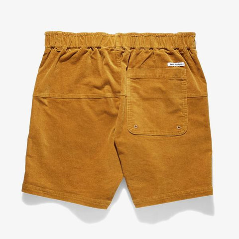 Big Bear Corduroy Walkshort - Bronze