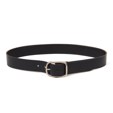 No. 288 Center Bar Belt Black