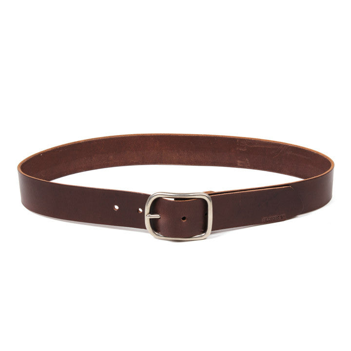 No. 288 Center Bar Belt Brown