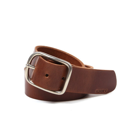 No. 288 Center Bar Belt Tan