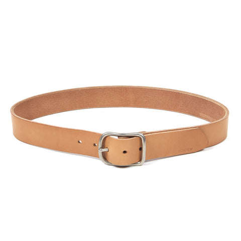 No. 288 Center Bar Belt Natural