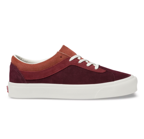 Suede Bold Ni- Port Royale