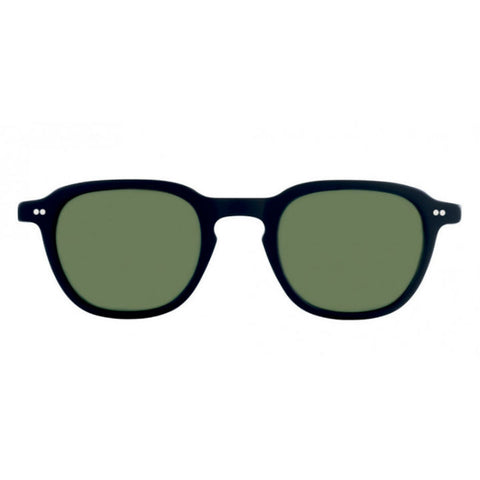 Billik Sunglasses Matte Black Green