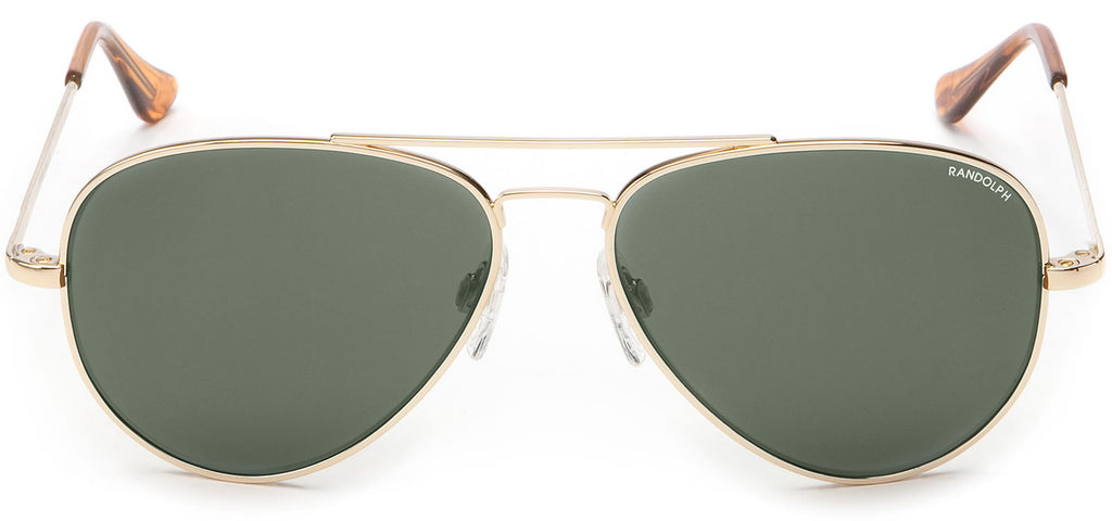 Concorde 23K Gold - AGX Green Polarized Lens