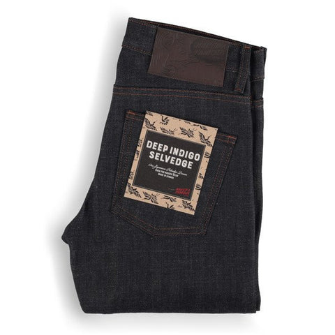 Skinny Guy Deep Indigo Stretch Selvedge