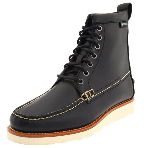 Sherman Moc Toe Workboot Black - 1955 Edition