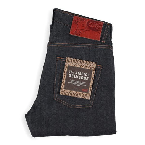 Easy Guy 11oz Stretch Selvedge