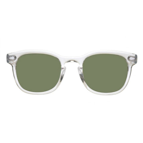 Gelt Sunglasses Crystal Green