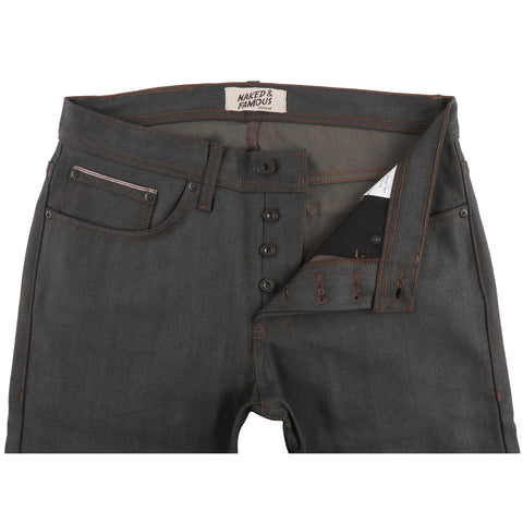 Weird Guy Hunter Stretch Selvedge