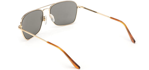 Intruder 23K Gold - Grey Lens