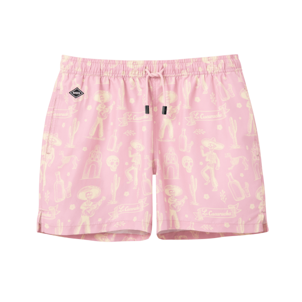 "La Cucaracha 14"" Swim Shorts"