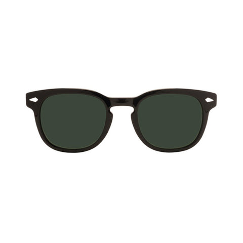 Gelt Sunglasses Black Green