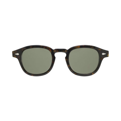 Lemtosh Sunglasses Tort Green
