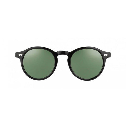 Miltzen Sunglasses Black Green