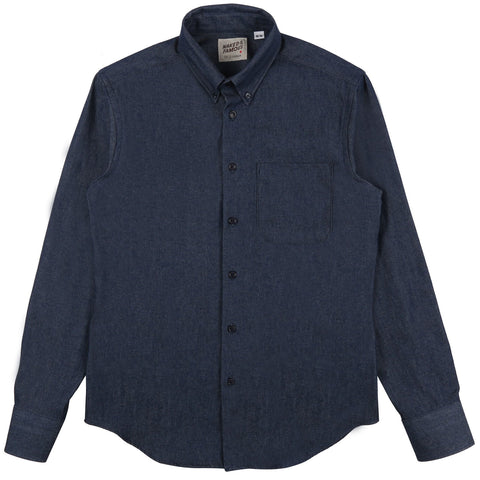Regular Shirt 5.5 oz. Indigo Denim