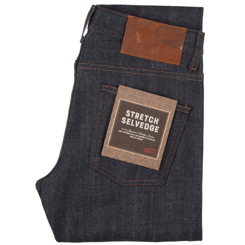 Super Skinny Guy Stretch Selvedge Indigo