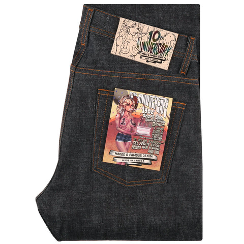 Weird Guy 10th Anniversary Selvedge