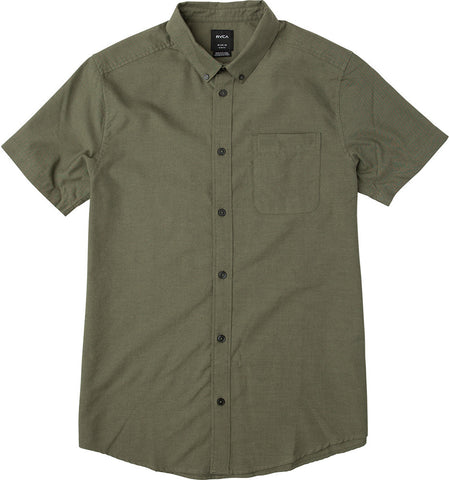 Short Sleeve That'll Do Oxford Olive