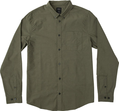That'll Do Oxford Shirt Olive