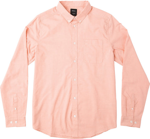 That'll Do Oxford Shirt Rose