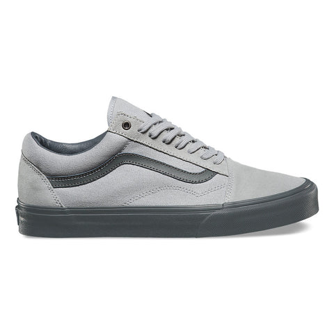 C&D Old Skool High Rise Pewter