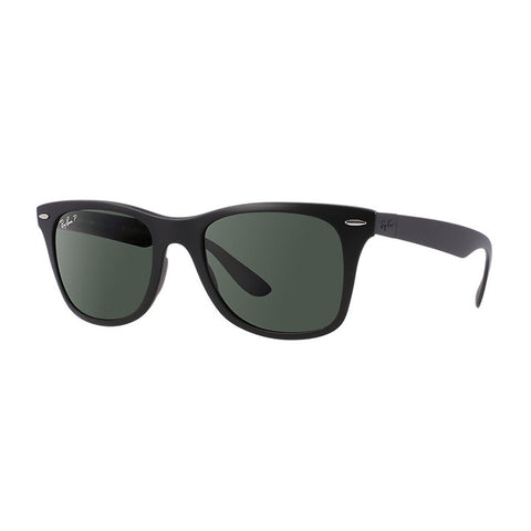 Liteforce Wayfarer Matte Black Polarized