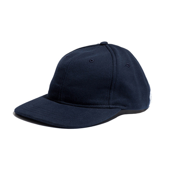 Midweight 6-Panel Cap Navy