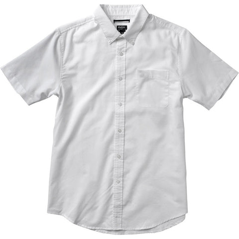 Short Sleeve That'll Do Oxford White