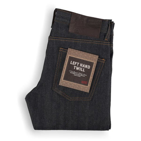 Slim Guy Left Hand Twill Selvedge Indigo