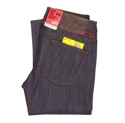Skinny Guy Indigo Power Stretch